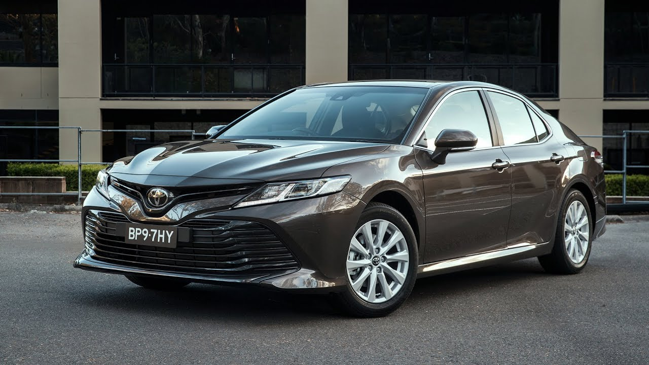 2018 Toyota Camry Ascent Sport Hybrid Australian Spec