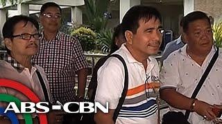 TV Patrol: Mga kapamilya at kaibigan ni Duterte, nasa Maynila na