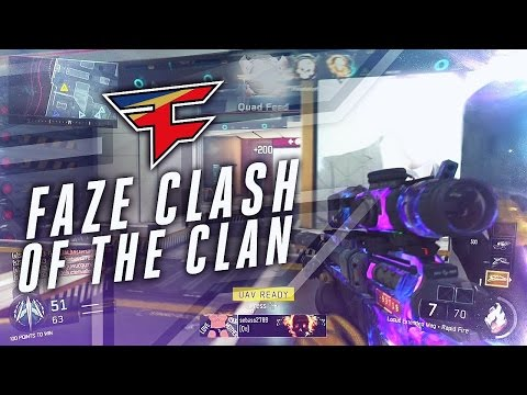 FaZe vs FaZe: Clash of the Clan #4