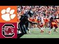 #3 Clemson vs South Carolina Highlights | NCAAF Week 14 | College Football Highlights