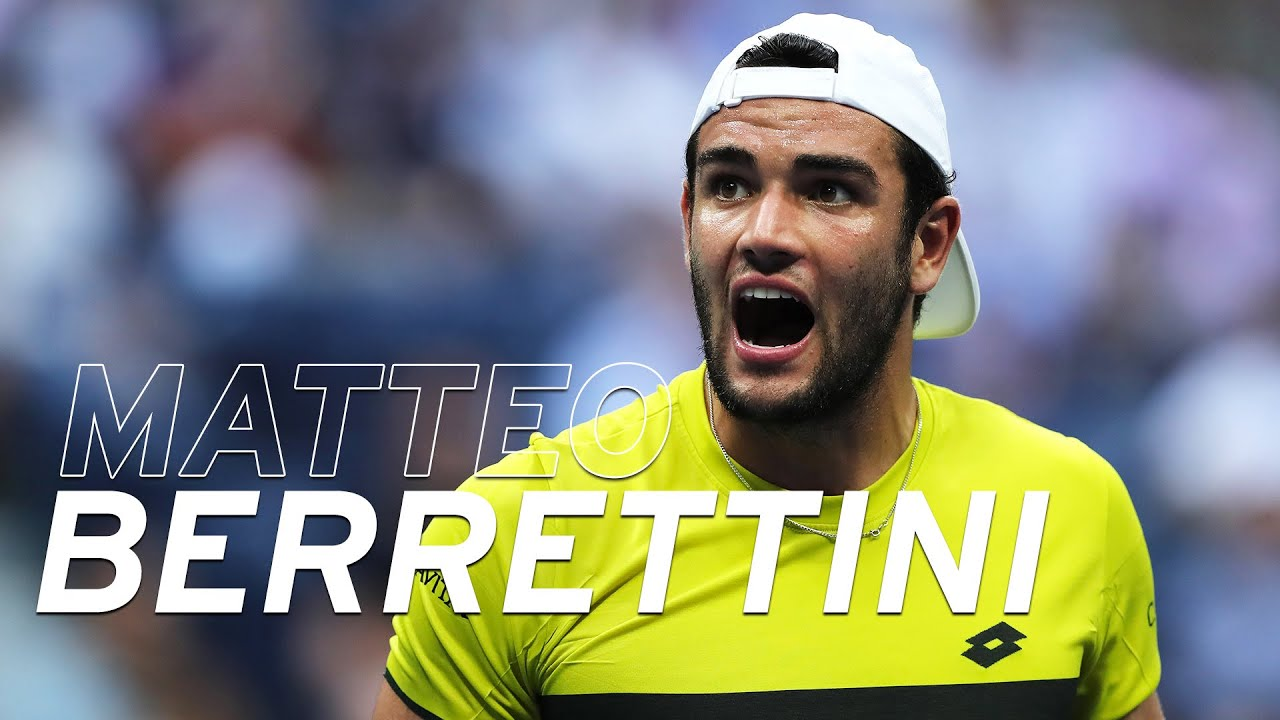 US Open 2019 in Review: Matteo Berrettini