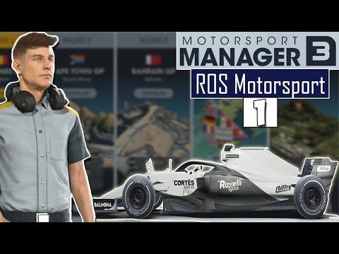 СТАВАМ МЕНИДЖЪР НА ФОРМУЛА ОТБОР! #1 - Motorsport Manager 3 Mobile