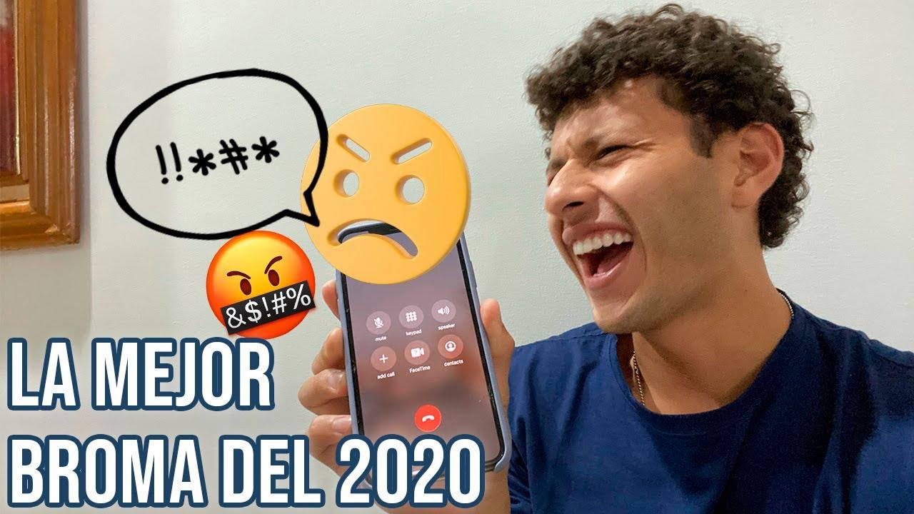 LA MEJOR BROMA DEL 2020