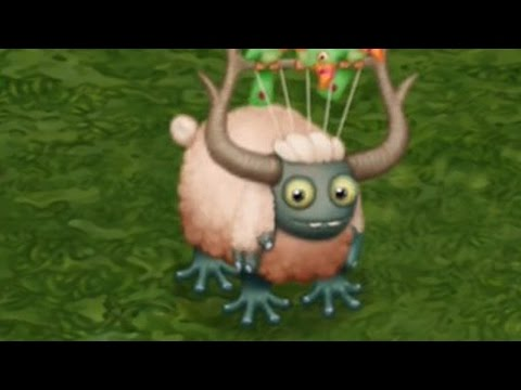 My Singing Monsters 2: Dawn of Fire - Woolabee Monster