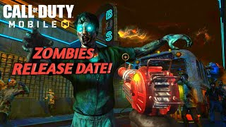 Call of Duty mobile ZOMBIES Release Date?