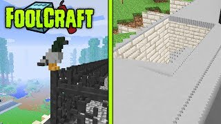 FoolCraft Modded Minecraft :: The Pigeon Story & an Optical Illusion! 32 thumbnail