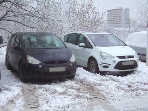 Фото к видео: Ford S max 1.8 TDCI. Обзор и тест драйв