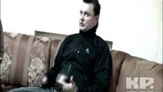 Небольшое интервью с Андреем Князевым.