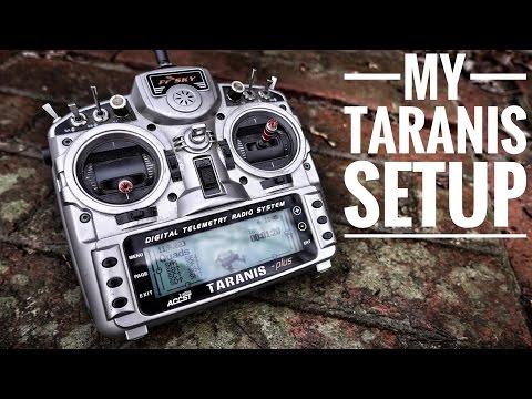 My Taranis Setup