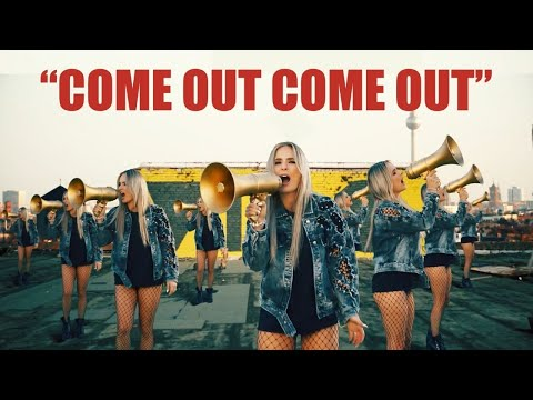 """BRUNHILDE - """"Come Out Come Out"""" (Official Video)"""