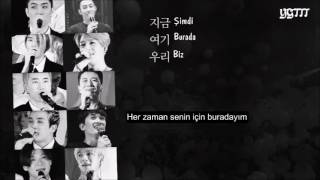 SECHSKIES - 세 단어 (THREE WORDS) [Türkçe Altyazılı]