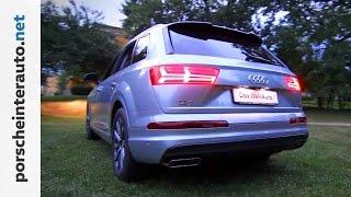 Audi Q7 quattro 3.0 TDI Tiptronic S-LINE
