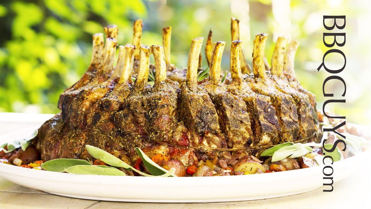 recipe: prime rib crown roast [29]