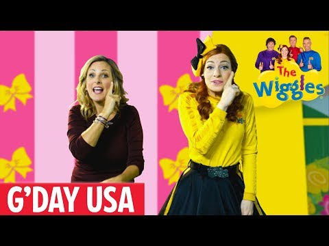 The Wiggles: I Love It When It Rains feat. Marlee Matlin