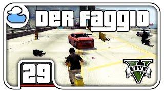 GTA 5 - Online #29 - Der Faggio! Schnell wie der Blitz [Gameplay German Deutsch]