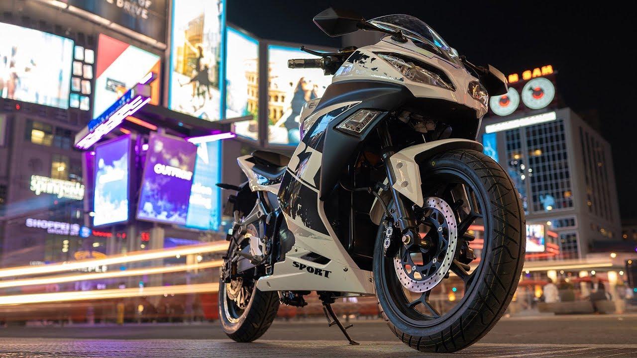 Emmo Knight Gts Motorcycle Style E Bike Youtube