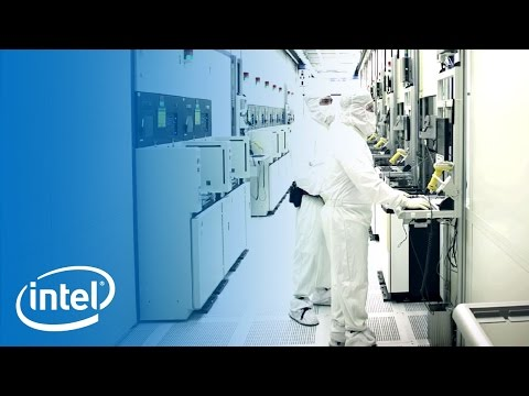Working in the Clean Room | Inside the Fab | Intel