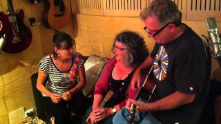 My Sunset Home, Genni Kane  and Anne Kirkpatrick with John kane