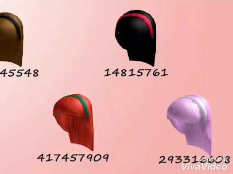 Brown Hair Roblox Hair Codes