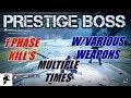 Destiny 2 Prestige Nightfall Boss 1 Phase Kill Various Weapons Multiple Clips The Pyramidion mp3