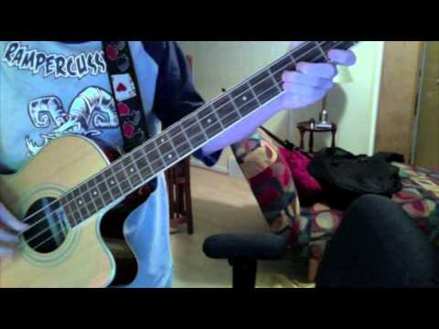 Haitian Fight Song Bass Cover