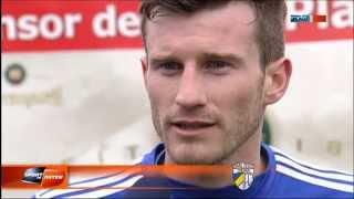26.Spieltag RL Saison 12/13 VFC Plauen - FC Carl Zeiss Jena