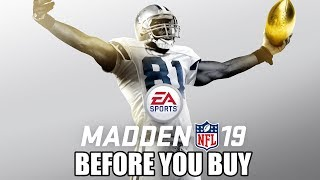 Madden NFL 19 - 15 Things You ABSOLUTELY NEED TO KNOW Before You Buy