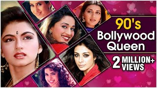 Download lagu 90's Bollywood Queens | Bollywood Heroine's |Bollywood 90's Beauty|Old Hindi Songs | Evergreen Songs