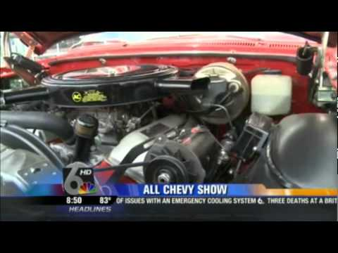 409 Chevy S At H H Chevrolet Show In Omaha Ne