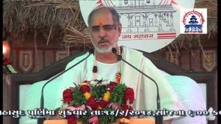 Shrimad Bhagwad Katha, Nadiad, DAY 7 PART 4
