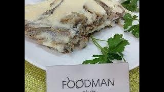 Мойва в омлете: рецепт от Foodman.club
