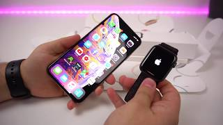 Apple Watch Series 4: Erster Start & Setup – touchbenny