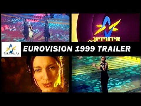 Eurovision 1999 Israeli TV  Israel  הפרומו של אירוויזיון 1999