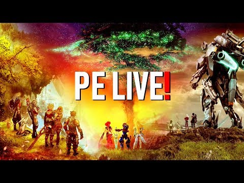 PE LIVE NC! - What's Next for Monolith Soft? | Must Play Summer Titles + Q&A!