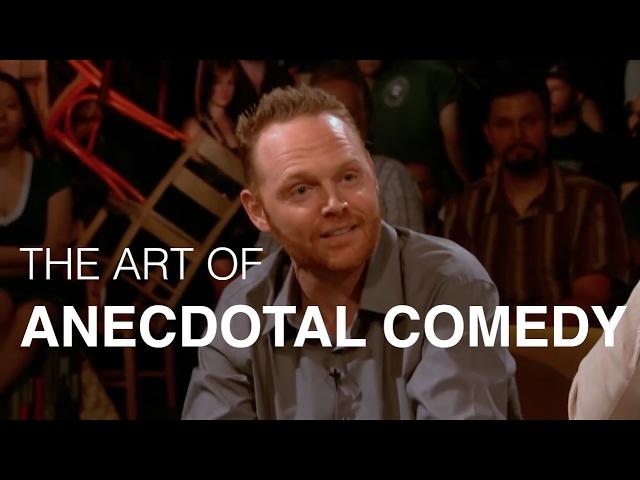 Genius of Bill Burr: The Art of Anecdotal Comedy