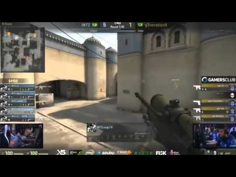 Remember Cogu from 1.6 with his lightning fast reaction? He's in cs:go now