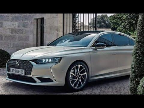 2020 DS 9 Luxury Sedan Interior & Exterior First Look