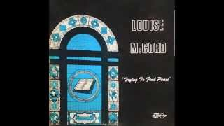 Blessed Assurance-Louise McCord