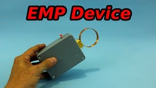Electromagnetic Pulse Generator EMP Device
