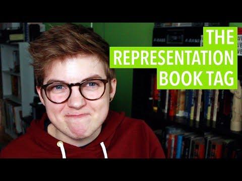 Am I Represented In Books? // BOOK TAG