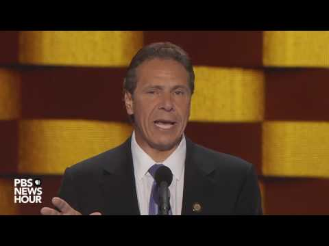 Gov. Andrew Cuomo: Clinton, like my father, will unify, not divide America