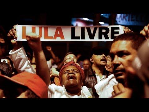 The Near Release of Brazil's Lula