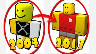 THAT'S HOW ROBLOX WAS 10 years !!!