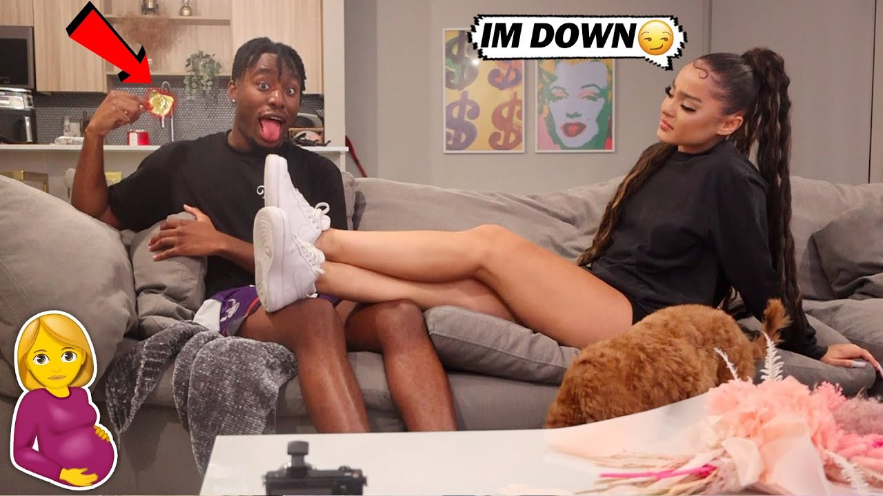 Asking My Girl Best Friend if I Can Hit IT RAW! 💦 YOU WONT BELIEVE WHAT SHE SAID!