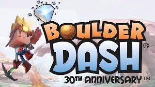 Boulder Dash 30th Anniversary - Steam Launch Trailer