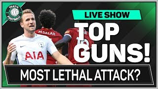which premier league club has the best attack?