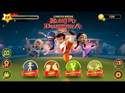 Chhota Bheem kung fu dhamaka | New Android Game 2019