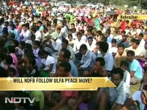 Will National Democratic Front of Bodoland follow ULFA?