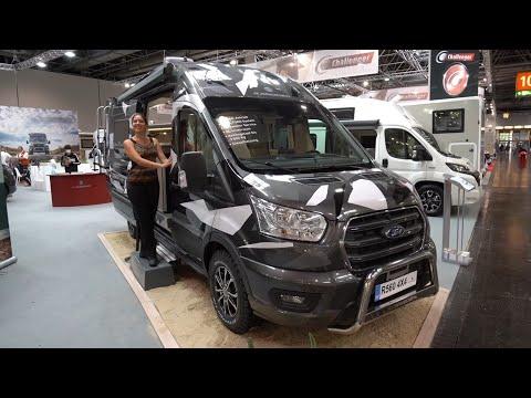 Billigstes 4x4 Wohnmobil Europas? Wohnmobil Neuheiten 2022 Randger R560 4x4. Made in France!