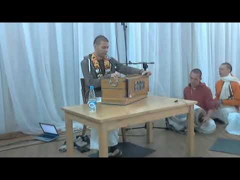 ЕМ Девакинандана прабху - 2014.06.18, Россия, Конаково, Ретрит